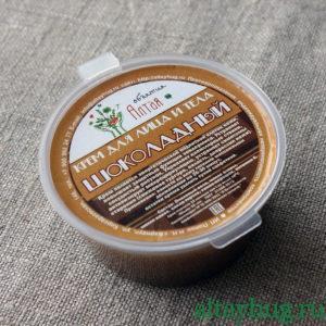Интернет магазин Объятия Алтая крем 007 шоколадный