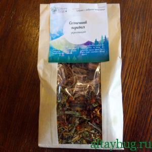 Травяной чай Солнечный перевал