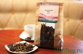 Травяной чай Можжевеловый ветер